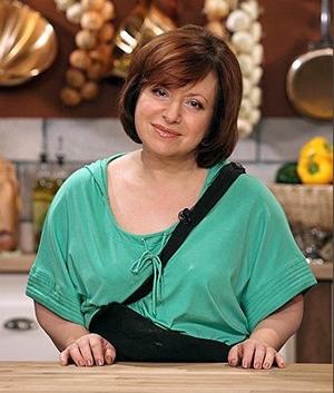Елена Чекалова