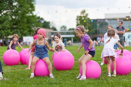 Фестиваль активной жизни Делай как мы!