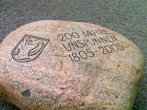 Камень из Уншпуннена