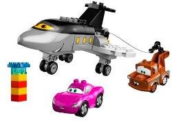 Новые конструкторы LEGO DUPLO для будущих автомобилистов