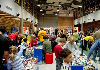 Игровая Галерея Lego Ледяной Город