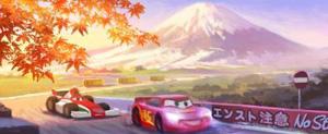 'Тачки 2' мчатся в Японию