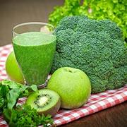 Зеленые смузи для очищения организма: 5 рецептов