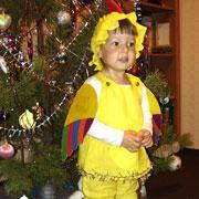 Новогодние костюмы своими руками: Снегурочка, цыпленок и еще 6 идей