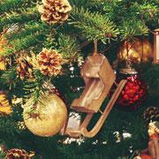 Новогодняя елка – как 100 лет назад. Сценарий домашнего праздника