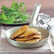 Как приготовить оладьи на кефире, на дрожжах и газированной воде