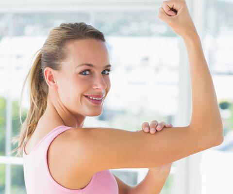 Похудение рук, шейный остеохондроз и 5 упражнений Бубновского