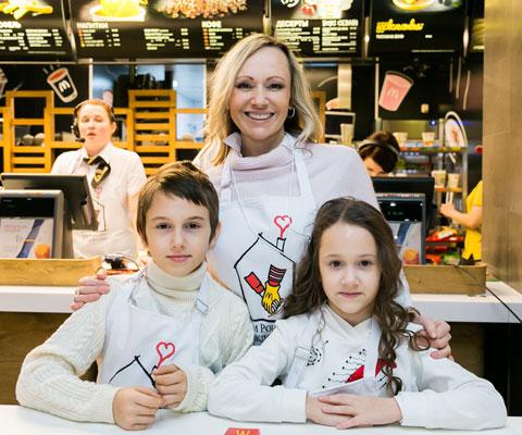 """""""МакХэппи День""""-2016: арт-марафон и 22 млн рублей для детей"""