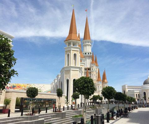Отели Турции с аквапарком – новый The Land of Legends