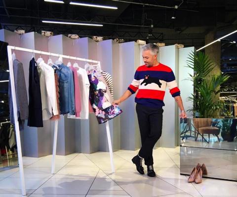 Стилист Александр Рогов: как я покупаю одежду для своего шоу
