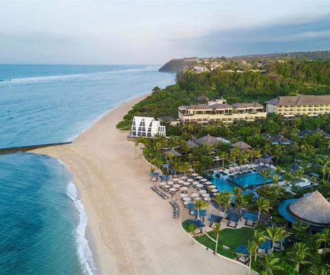 Романтический и семейный отдых на Бали: комфорт и виды The Ritz-Carlton, Bali