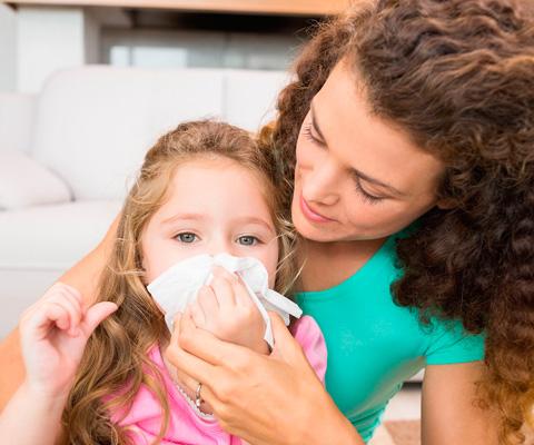 Как восстановить здоровье ребенка после ОРВИ и гриппа