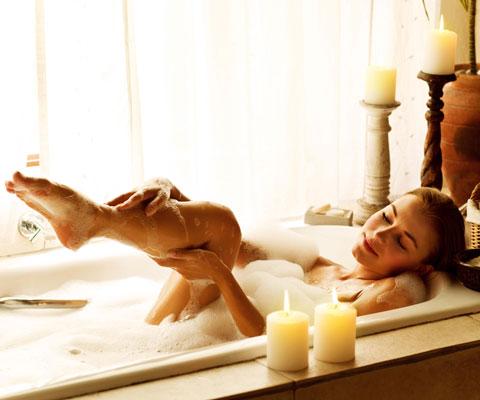 Принимать ванну – с пользой для здоровья и красоты