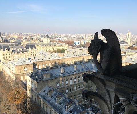 Париж с детьми: самые высокие башни и экскурсии с пирожными