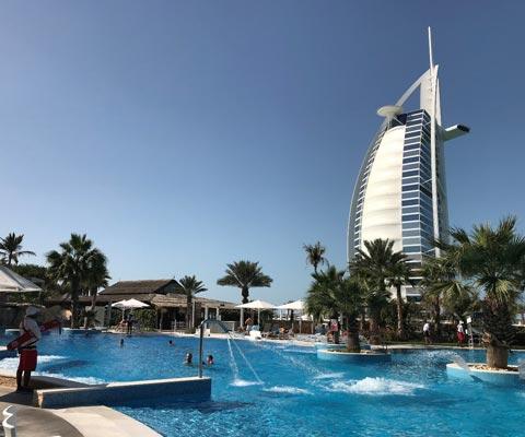 Отдых в Дубае с детьми: туда, где тепло и солнце