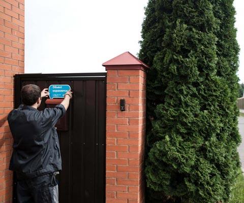 Весна – пик краж в загородных домах. Как защитить свой дом?