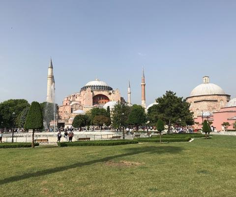 Стамбул: экскурсия по Стамбулу и отель с видом на Босфор