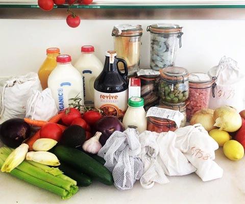 Чем заменить пластиковые пакеты? Ходить за мясом с банкой