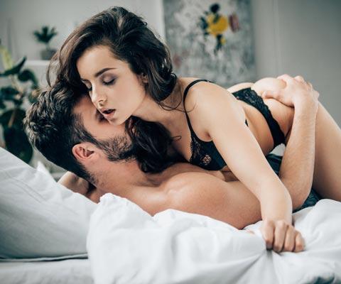 Секс с мужем все реже. Что сделать, чтобы опять хотеть секса?