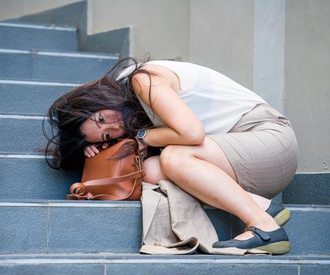 Сама виновата? 3 мифа о сексуальном насилии
