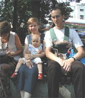 Elen, Настенька и Леша