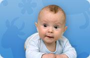 Ребенок 3-5 месяцев