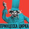 Мюзикл «Принцесса цирка»