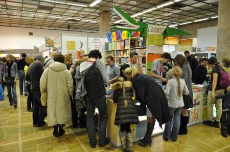 Международная ярмарка интеллектуальной литературы non/fictioN15