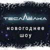 Новогоднее Тесла-Шоу «В поисках украденного электричества»