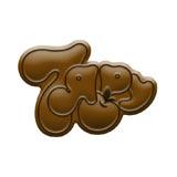 Тульский пряник в виде логотипа 7и