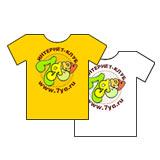 7ейные футболки