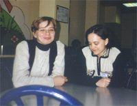 Модераторы Лена и Наташа
