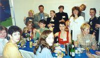 (1 ряд - сидя) Аквамаринчик,  sichan, Настик; (2 ряд-сидя) Тамара с дочкой Лизой, OLAV, Огневушка, Татьянчик; (3 ряд-стоя) Ирка, Леший, Элла Прокофьева, СВЕТка, Наташа С., Ирэна, Ирис