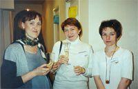 Безаева Оксана, Аквамаринчик и КАТЕРина