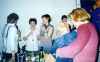 Аквамаринчик (спиной), КАТЕРина, Безаева Оксана, Анна Глухова, Тамара с дочкой Лизой