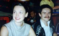 Ирис и муж Ильды