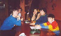 Галина, Toad, Аня Глухова, П-Оля с сыном