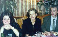Ленка, Ленок (жена Синего), Синий