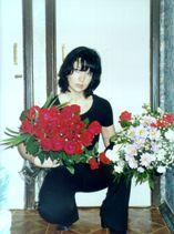 Марина П. (это я уже дома с вашими цветами)