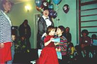 Маруся и Антоша: Первый поцелуй