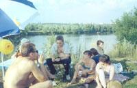 Разговорчики... Денис, Сергей (муж Эллы Прокофьевой), Наталья Калугина, Lenchik и Ленка