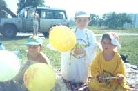 7ейные дети: Марина (Модератор Natali), Никита (КАТЕРина) и Маша (Ильда)