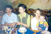 МушИльда, sichan и Машенька с сыном
