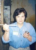 Торговка кокаином, повергшая в ужас практически всех официантов Матрены, оказалась безобидным мадамчиком пончиком, любезно предлагавшим любопытствующим понюхать ментол