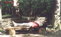 Библейский сюжет - Ева под древом