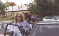 По коням-2. Иришка, Ленка, МушИльда