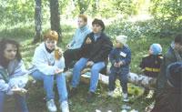 Lenchik, Маша Говтвань, Ирис, мадамчик пончик, Галка, Иринка (Ксана) и Женя Пайсон