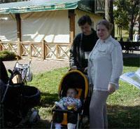 Инанна с семейством