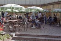 панорама (хотя на панораму, конечно, не тянет) кафе Бочкарев