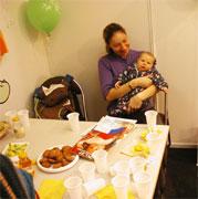Elya с малышом